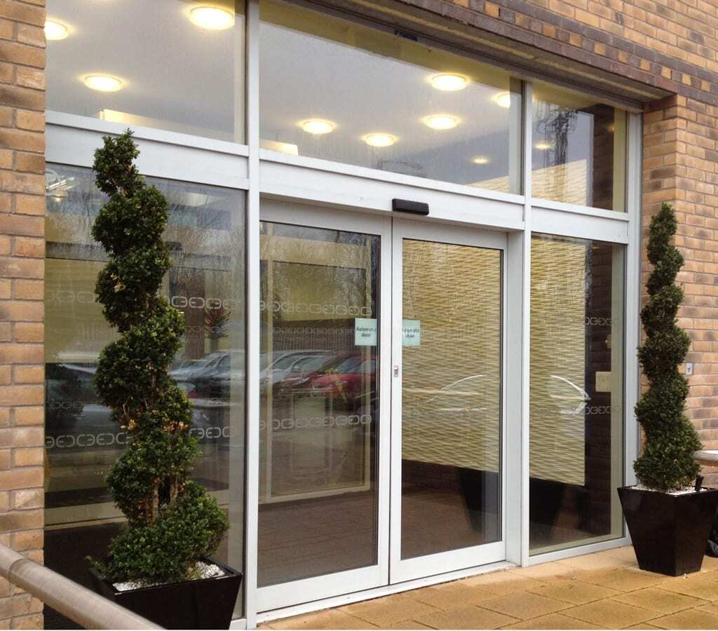 Commercial Entrance System1 Commercial Entrance Systems