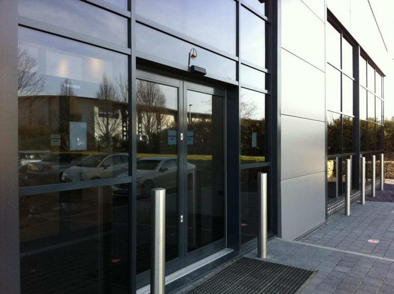 Commercial Entrance Systems