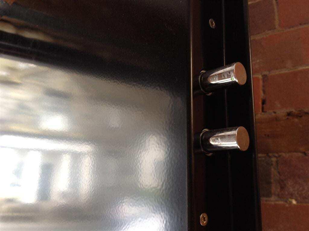 Defendoor T2 Steel Door Dead Locks