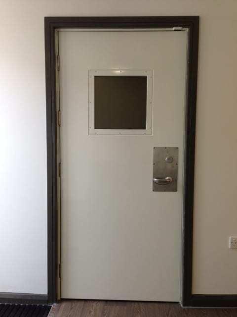 Defender High Security Door