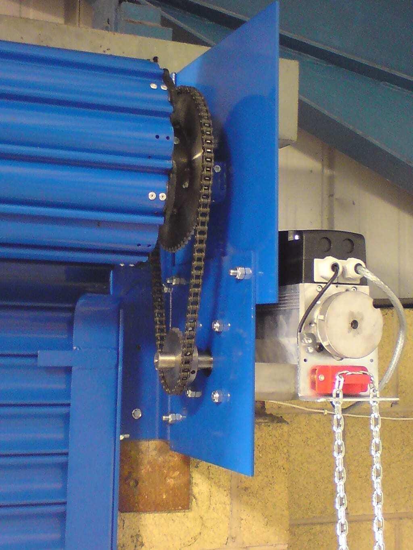 Industrial Roller Shutters Motor
