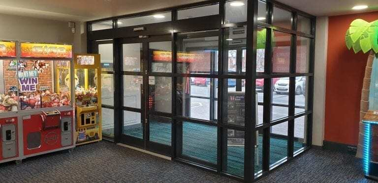Commercial Entrance System
