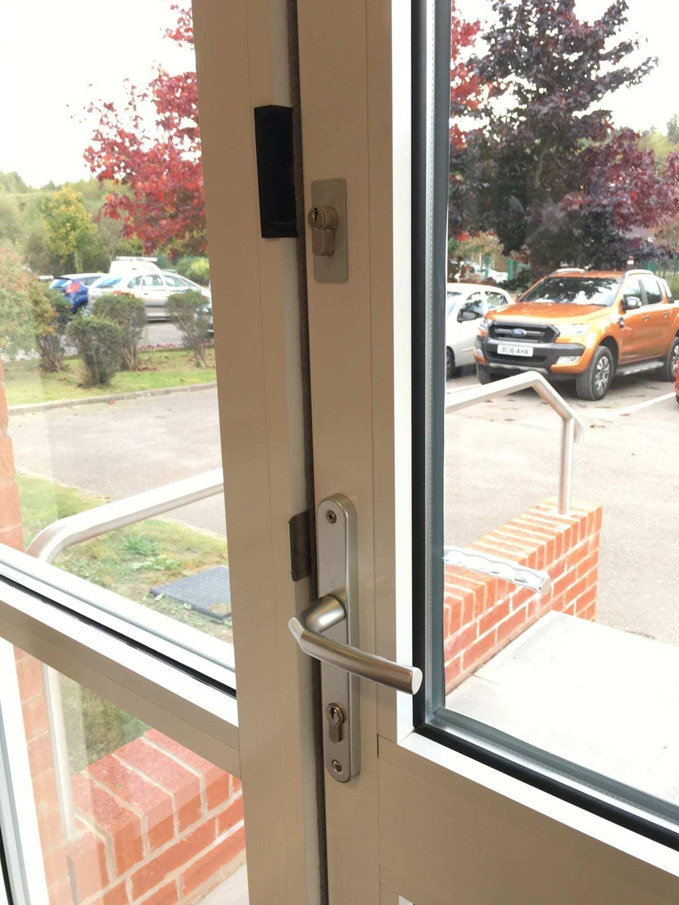 PAS24 Door