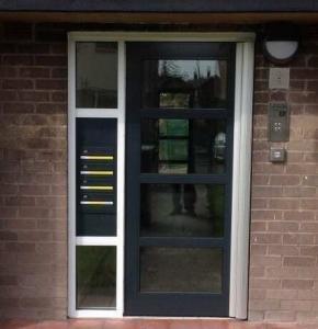 Communal Door