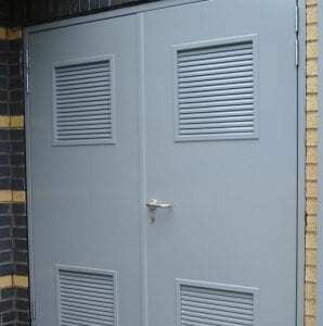 Steel Personnel Door