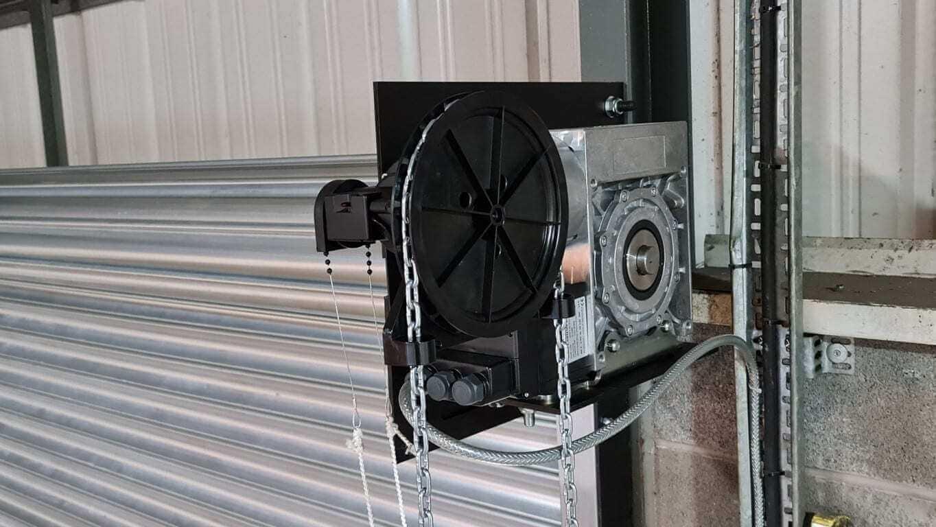 Industrial Roller Shutter Motor
