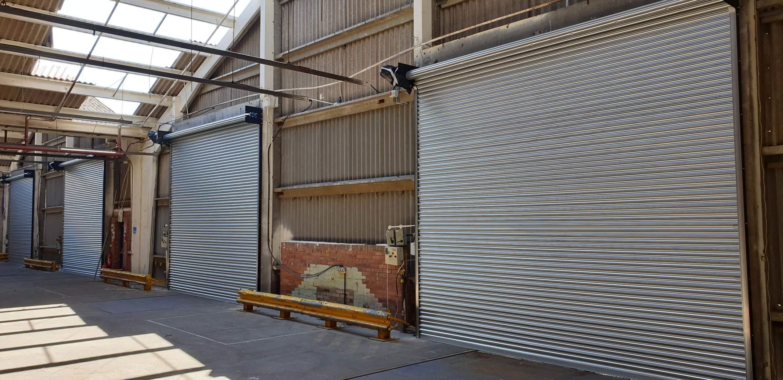 Industrial Roller Shutter Installation Doncaster 12 scaled Industrial Roller Shutter Installation - Doncaster
