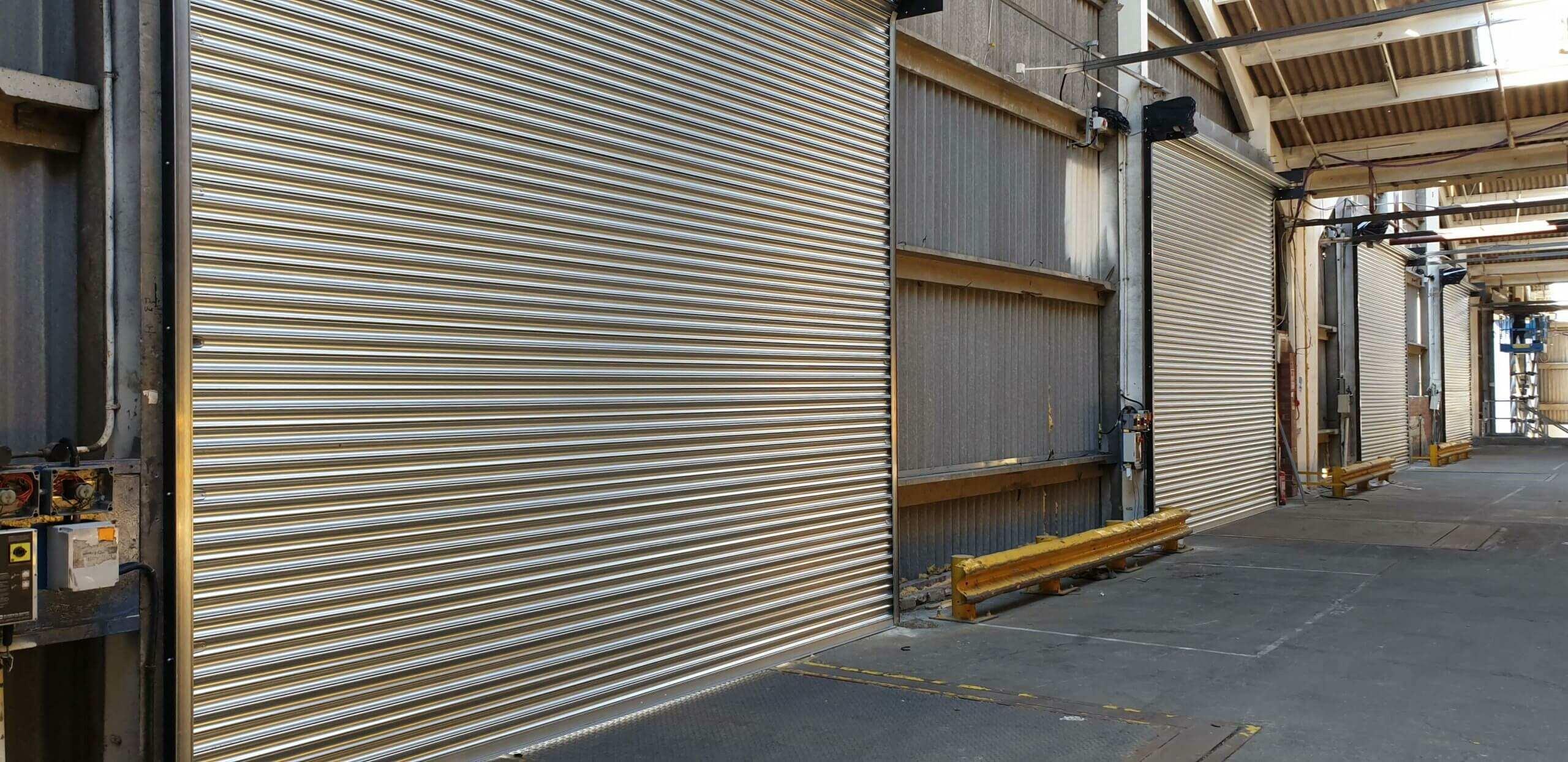Industrial Roller Shutter Installation Doncaster 13 scaled Industrial Roller Shutter Installation - Doncaster